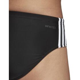adidas Fit 3-Stripes zwembroek Heren zwart